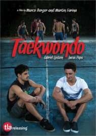 Taekwondo gay cinema DVD from TLA Releasing.