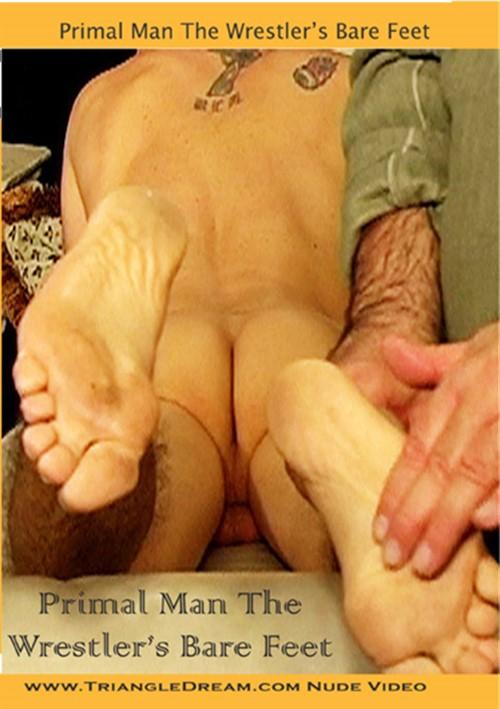 Primal Man: The Wrestler's Bare Feet Boxcover