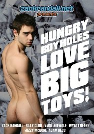 Hungry Boy Holes Love Big Toys! Porn Video