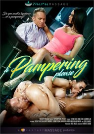 A Pampering Please porn DVD from Fantasy Massage.