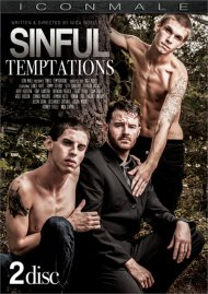 Sinful Temptations HD gay porn streaming video from Icon Male.