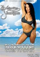Adventures Of Sunshyne 2, The: Sunshyne Goes To Spain Porn Movie