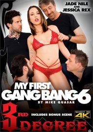 My First Gang Bang 6 Porn Video
