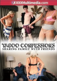 Taboo Confessions: Sharing Family with Friends Porn Video