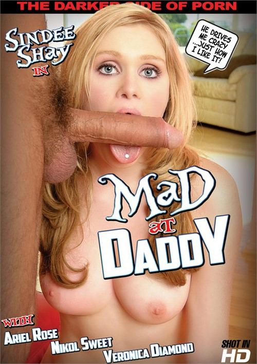 Mad At Daddy