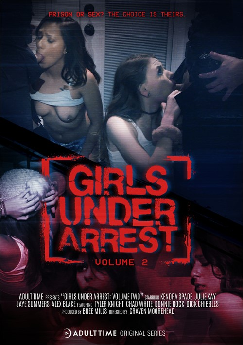 Girls Under Arrest Vol. 2