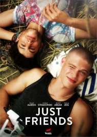 Just Friends gay cinema DVD from Wolfe Video