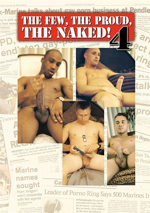 The few the proud and the naked