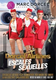 Dorcel Airlines: Sexual Stopovers (French) Porn Video