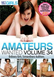 Amateurs Wanted Vol. 34 image