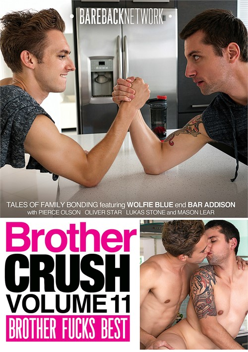 Brother Crush Vol. 11 Boxcover