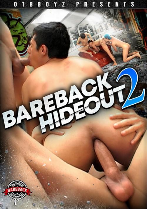 Bareback Hideout 2 Boxcover