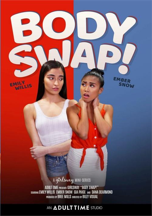 Body Swap! Boxcover
