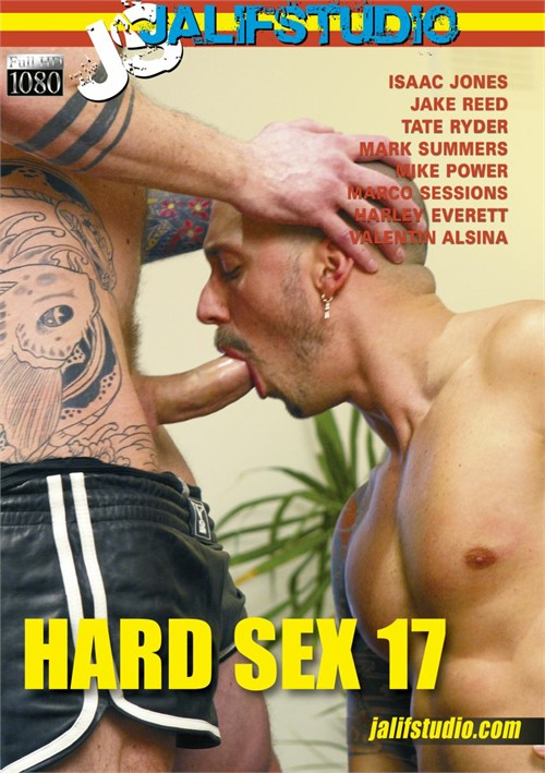 Hard Sex 17 Boxcover