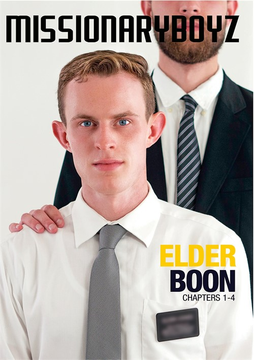 Elder Boon: Chapters 1-4 Boxcover