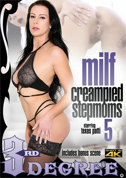 MILF Creampied Stepmoms 5