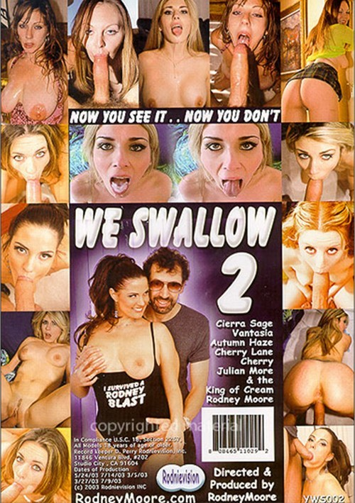 We Swallow 2 Starring