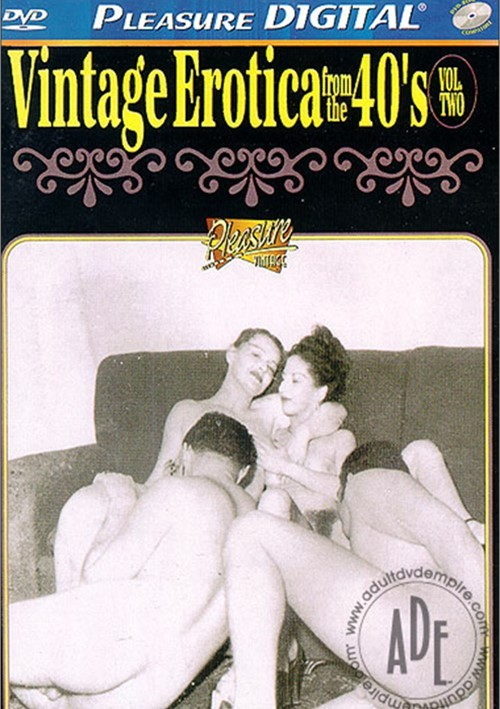 Vintage Erotica From The 40's #2 Videos On Demand   Adult ...