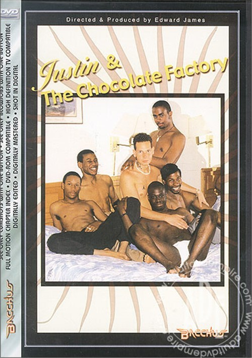 Justin & the Chocolate Factory Boxcover