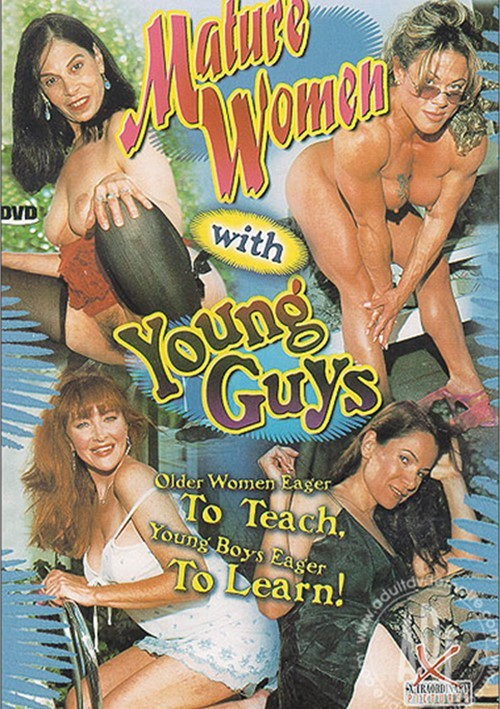 Mature women younger boys dvd 2