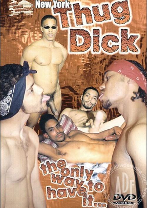 New York Thug Dick Boxcover