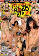 Joey Silvera's Big Ass She-Male Road Trip 10 Porn Video