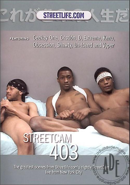 Streetcam 403 Boxcover