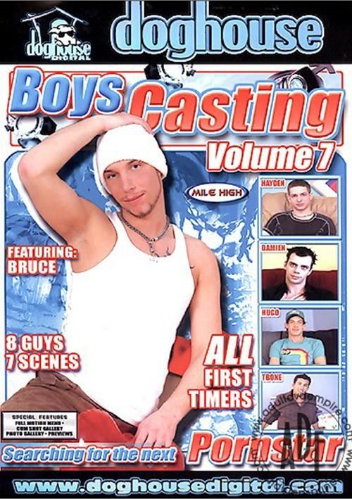 Boys Casting Vol. 7 Boxcover
