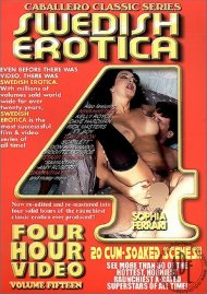 Swedish Erotica Vol. 15 Porn Video