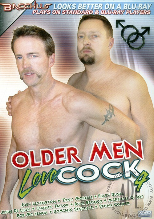 Older Men Love Cock 4 Boxcover