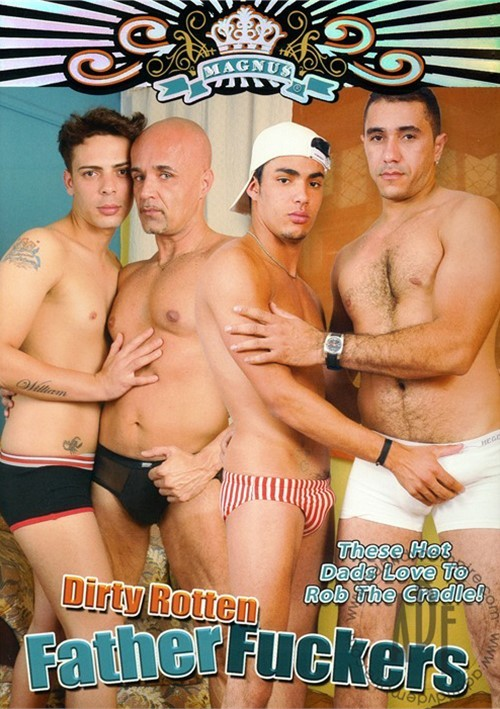 Dirty Rotten Father Fuckers Boxcover