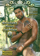 Straight Guys Jerking 8 Boxcover