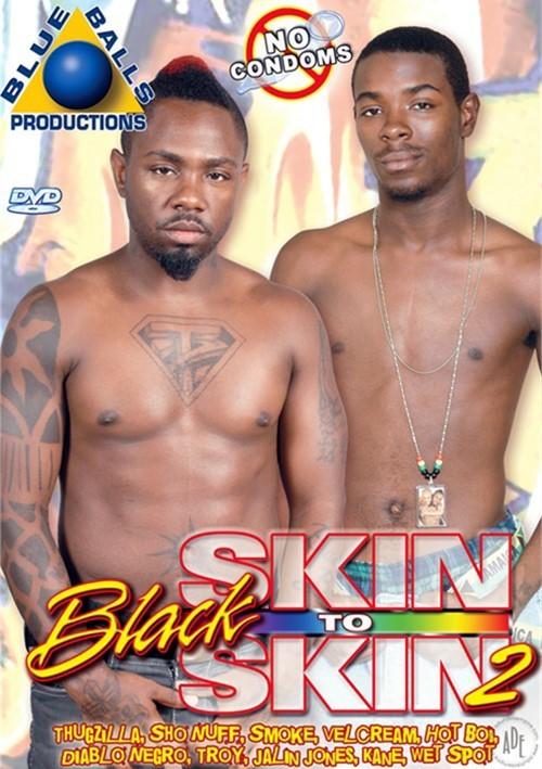 Black Skin To Skin 2 Boxcover