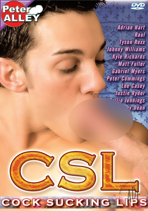 CSL: Cock Sucking Lips  Boxcover