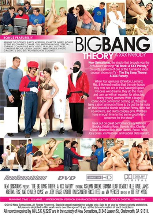 Big Bang Theory: A XXX Parody (2010) Videos On Demand