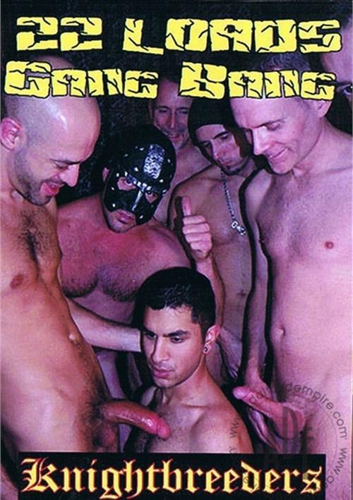 22 Loads Gang Bang Front Cover