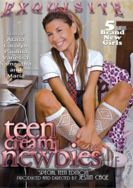 Teen Cream Newbies
