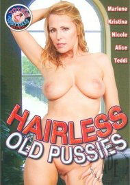 Hairless Old Pussies image