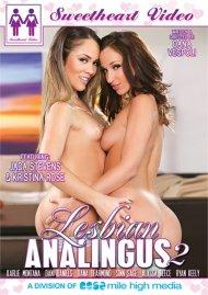 Lesbian Analingus 2 Porn Movie