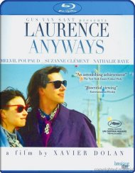 Laurence Anyways Blu-ray Movie