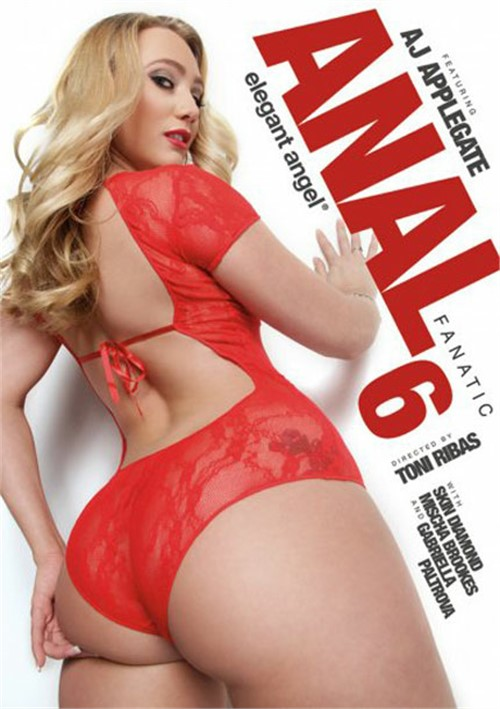 Anal Fanatic Vol. 6 Boxcover