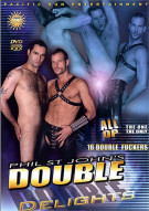 Double Delights: Directors Cut Gay Porn Movie