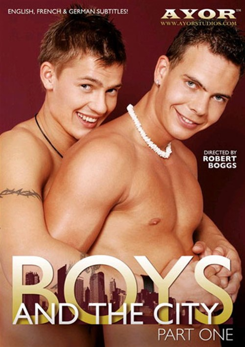Boys and the City 1 Boxcover