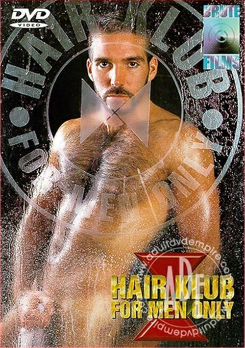 Hair Klub For Men Only Boxcover