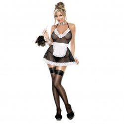 Exposed: Chamber Maid Outfit - L/XL