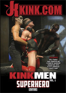 KinkMen Vol. 1: Superhero Edition Gay Porn Movie