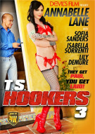 T.S. Hookers 3 Porn Movie