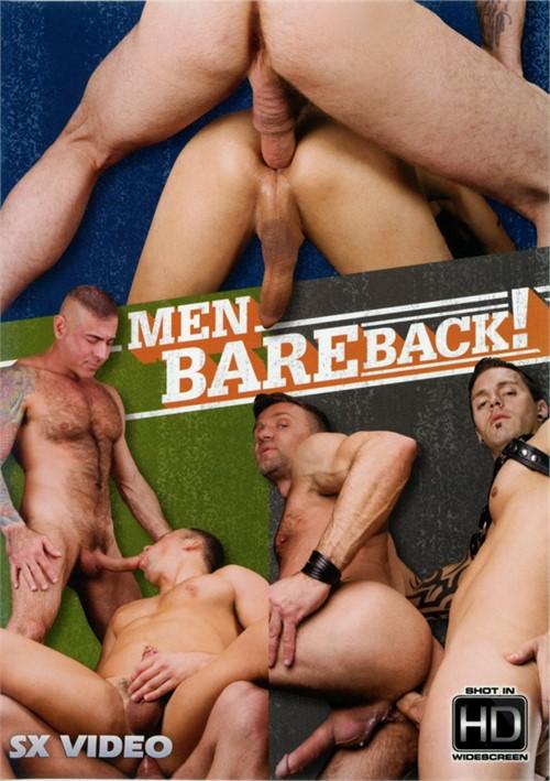 Men Bareback! Boxcover