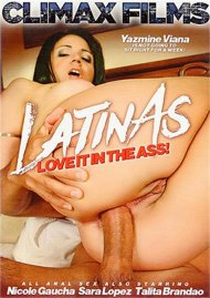 Latinas Love It In The Ass!