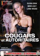 Bossy Cougars (French) Porn Video